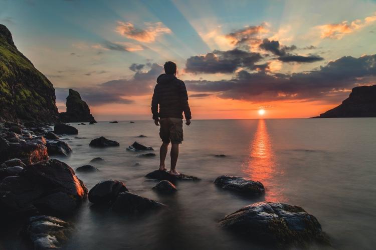 सूर्योदय, तीर्थ, जीवन दर्शन